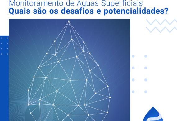 4ª Revolução Industrial e Monitoramento de Águas Superficiais: Quais são os desafios e <br> potencialidades?
